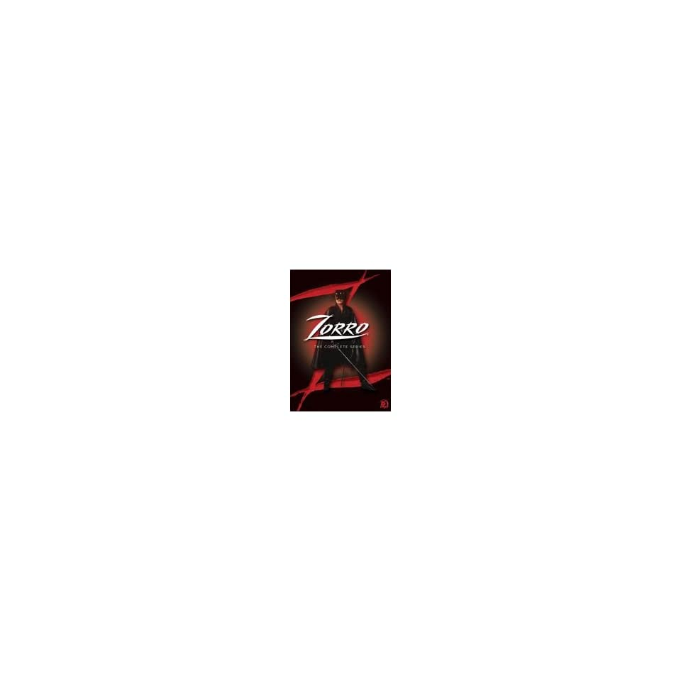 New A & E Entertainment Zorro The Complete Series 15 Discs Sets Television Product Type Dvd Domestic