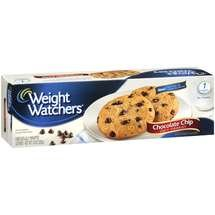 Weight Watchers: Chocolate Chip Soft Cookie, 3 Boxes Total 27 Cookies