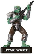 Star Wars Miniatures: Trandoshan Mercenary # 55 - Alliance and Empire