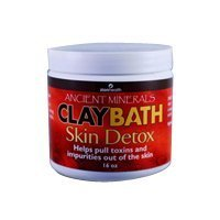 Ancient Minerals Claybath Skin Detox - Muddy up Your Tubby and Detox with Montmorillonite Clay Today! ( Multi-Pack)