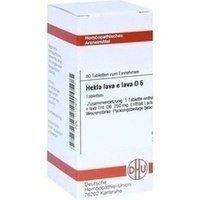 hekla lava d 4 tabletten 80 St by DHU-Arzneimittel GmbH & Co. KG
