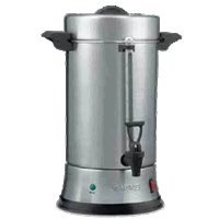 Waring Commercial WCU550 55-Cup Commercial Heavy Duty Stainless Steel Coffee Urn from Waring Commercial Inc Kitchen