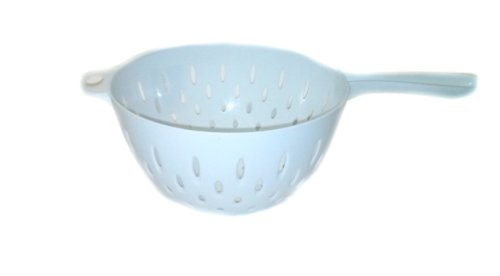 купить COLANDER FOOD STRAINER DEEP PLASTIC WITH HANDLE дешево