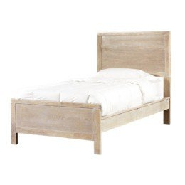 Cassidy Twin Size Panel Bed - Headboard by Powell