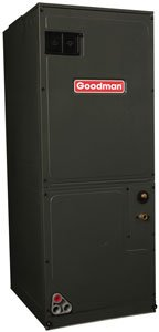 Goodman 3 Ton Wall Mount Air Handler With 8 KW Electric Heater AWUF360816