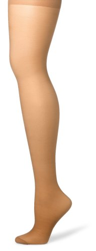 Hanes Silk Reflections Women's Silky Sheer Hosiery, Little Color, AB (Pack of 3)