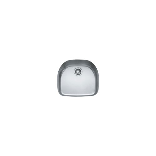 Franke PRX11021 Prestige Plus Single Bowl Undermount Kitchen Sink