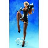 Megahouse One Piece P.O.P. (Portrait Of Pirates): Kalifa PVC Figure, Ex Model, Limited Edition