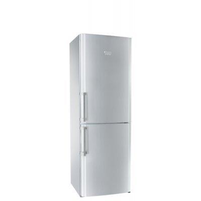 Hotpoint frigo ebm18201 v silver(a + )300$ h-p-l 187x65, 5x60, ventilato, colore silver