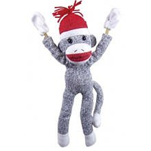 Superfly Sock Monkey