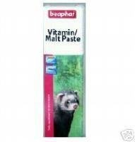 Beaphar Malt Paste Ferrets Vitamin Supplement & Treat