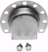 Muffler Deflector W/hardware Replaces B&s 393760 from Rotary