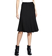 M&S Collection Panelled Skater Skirt