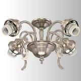 Monte Carlo MC66FB Ceiling Fan Fitters,Florentine Bronze