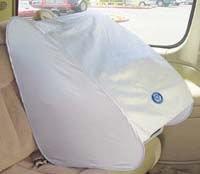 Prince Lionheart's Pop N Play Car Seat Shade