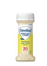 Dss Formula Similac Special Care 30 With Iron And Lutein & Dha Inst / 2-Fl-Oz (59-Ml) Bottle