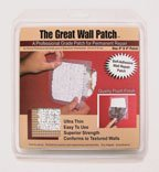 Buy 6 Pack of GWP4P 4X4 WALL REPAIR PATCH (THE GREAT WALL PATCH COMPANY, INC. Painting Supplies,Home & Garden, Home Improvement, Categories, Painting Tools & Supplies, Wallpaper Supplies, Wall Repair)