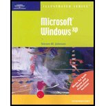 Microsoft Windows XP-Illustrated Introductory (Illustrated (Thompson Learning)) (0619057017) by Johnson, Steve