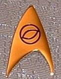 Star Trek Original TV Series SCIENCE Insignia PIN