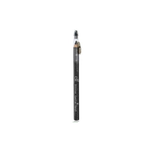 e.l.f. Essential Shimmer Eyeliner Pencil Black Bandit