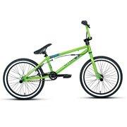 20 Effect Unisex BMX Bike, Green-DK-53013 by DK