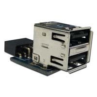 世田谷電器 USB9pinポート変換 奥沢一丁目 AR-UPIPO-A