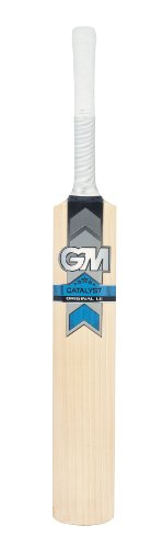 Catalyst 606 Junior English Willow Cricket Bat - Sky Blue, Harrow