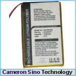Battery Palm Tungsten T5, Li-Polymer, 1350 mAh