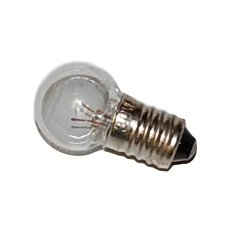 Mini Lamps 3.8v, 0.3A - Pack of 10 Miniature Bulbs