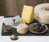 Exotic and Rare Cheese Collection