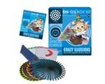 Ein-O Box Kit Optical Science Crazy Illusions Experiments - 1
