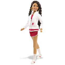 Buy Low Price Mattel High School Musical School Spirit Gabriella Doll Figure (B0016BVNOO)