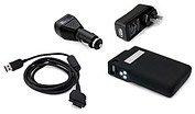 Krome Spy DirectSync - Mobile Charging Kit (High Current Output) (European outlet plug)