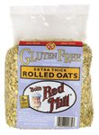 Bob's Red Mill Gluten Free Extra Thick Rolled Oats -- 32 oz (039978013743)