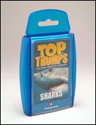Top Trumps - Sharks (Top Trumps Sharks compare prices)