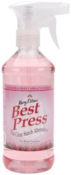 Mary Ellen's Best Press Clear Starch Alternative 16 Ounces-Tea Rose Garden