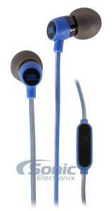 Click to buy JBL Reflect Mini In-Ear Sport Headphones, Blue - From only $59.95