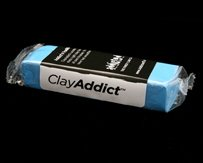 ClayAddict Addicts Traditional Clay Bar Ultimate Car Cleanerand and QuickAddict lubricant 16oz