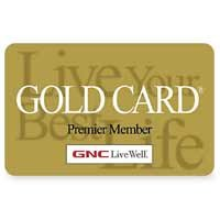 In cases of fraud, misuse or abuse of the GNC Gold Card and associated benefits, GNC reserves the right to take appropriate administrative and/or legal action. This includes, but is not limited to, GNC Gold Card forfeiture without credit, suspension of benefits associated with the GNC Gold Card and closure of the membership account.