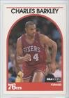 Charles Barkley Philadelphia 76ers (Basketball Card) 1989-90 Hoops #110 at Amazon.com
