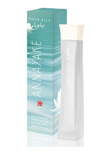 Annayake Pour Elle Light per Donne di Annayake - 100 ml Eau de Toilette Spray