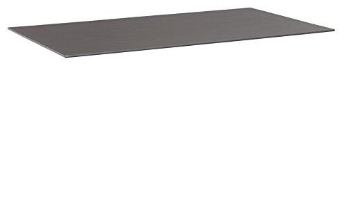 KETTLER-Advantage-Esstische-Kettalux-Plus-Tischplatte-160-x-95-cm-Schieferoptik-schwarz