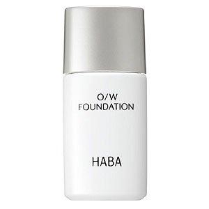 HABA O Wファンデーション オークル
