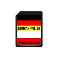 Ectaco SD C-4 DP SD Card German-Polish