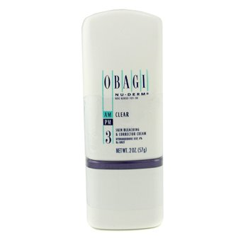 Obagi - Nu Derm - Night Care Nu Derm Clear Skin Bleaching & Corrector Cream 57g/2oz