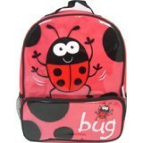 Ladybug-Bugzz-Backpack-Red