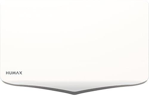 HUMAX Digital H40D Flat Spiegel SAT Flachantenne für 1x Teilnehmer weiß