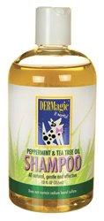 DERMagic Peppermint & Tea Tree Oil Shampoo 12 fl. oz.