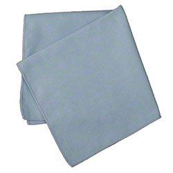 Zoom Supply Impact K500 Blue Microfiber Towels, Commercial-Grade No Lint Microfiber Cleaning Towels -- Blasts Nastiest Crud & Crap Far Better