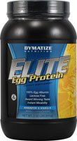 Dymatize Nutrition Elite Egg protein,Smooth Vanilla, 2.02-Pound